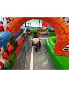 Race Course - Manufacturer Inflatable Depot