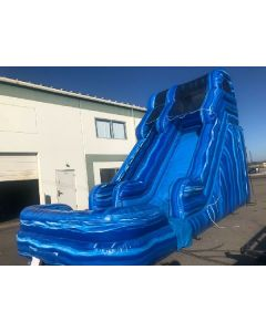 18' Straight Wet/Dry slide - 18361