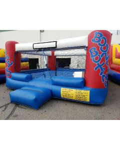 Boxing Ring with Gloves - 1433