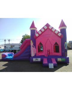 1 Lane Princess Castle Combo - 16683