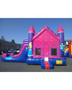1 Lane Princess Castle Combo - 15669
