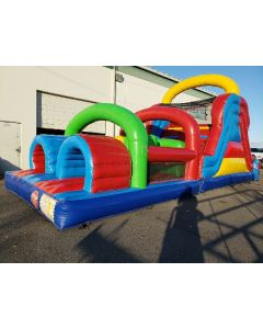 40ft Obstacle Course Wet/Dry - 17581