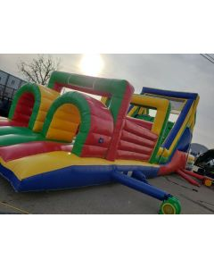 52' Obstacle Course Wet/Dry - 15534