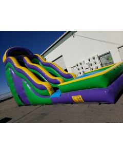 24' Wave Wet/Dry slide - 15755