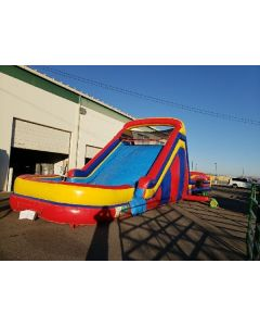 64ft Obstacle Course - 16549
