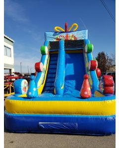 18' birthday slide wet/dry - 18409