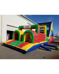 52ft Obstacle Course Wet/Dry - 14519