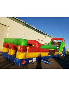 64ft Obstacle Course Wet/Dry - 15545