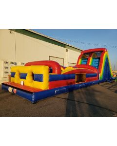 64ft Obstacle Course Wet/Dry - 18587