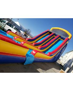 24ft Dual Lane Wet/Dry slide - 14393