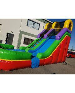 16' Wet/Dry Slide - 18406