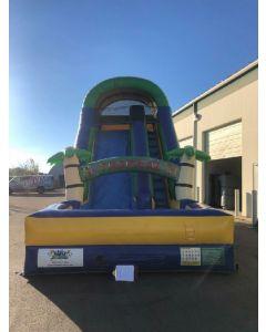 18' Tropical Wet Dry slide - 16773