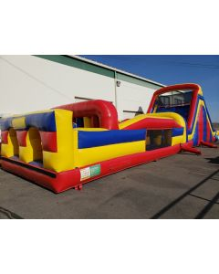 64ft Obstacle Course - 16554