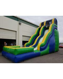 24' Wave Wet/Dry slide - 15755