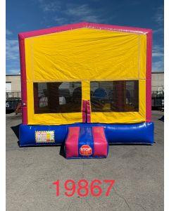 Modular Bounce House Girl - 19867