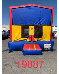 Modular Bounce House - 19887