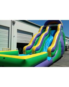 24ft Wave Wet/Dry slide - 14353