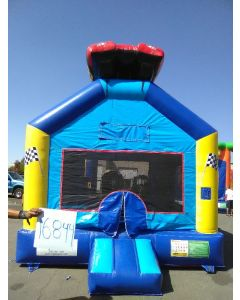 Race Car Bounce House - 16844