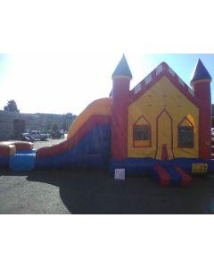 1 Lane Castle V-Roof Combo - 15606