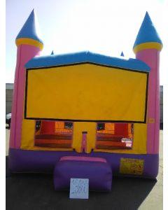 Castle Modular Bounce Pink - 15800