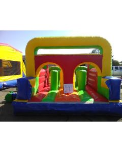 52ft Obstacle Course Wet/Dry - 18592