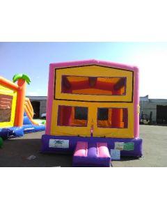 Modular Pink Bounce House - 16826