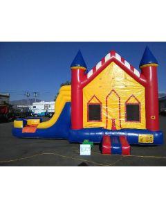 1 Lane Castle V Roof Combo - 16204