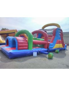 40ft Obstacle Course Wet/Dry - 18596