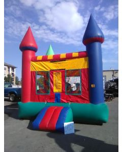 Castle Bounce House - 17857