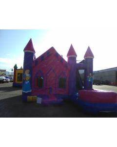 7n1 Princess Castle Combo - 15627