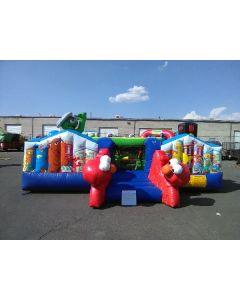 Sesame Street Playground - 15544