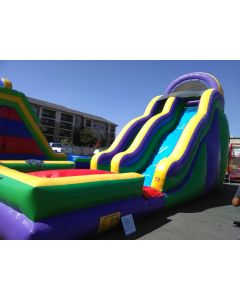 24' Wave Wet/Dry slide - 14457