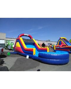 55ft Obstacle Course Wet/Dry - 16546