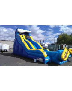 19' Wipe Out Wet/Dry Slide - 17354