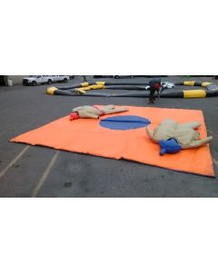 Adult Foam Sumo Suits with Mat