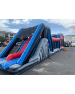 45ft Bounce Slide Obstacle