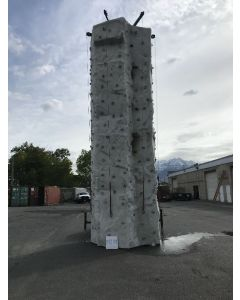 Rock Wall - 3 Belay
