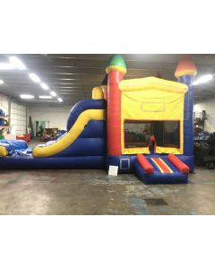 1 Lane Castle Combo - 14263