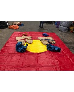 Child Inflatable Sumo Suits with Mat