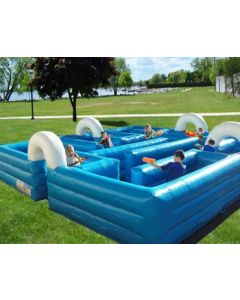 Water Maze/Dry Inflatable Maze