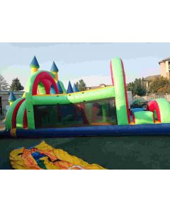 65ft Obstacle Course Dry