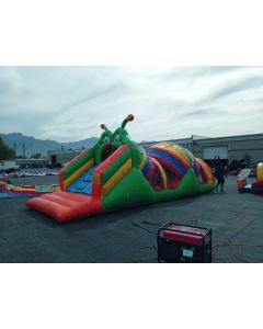 30ft Caterpillar Obstacle Course Dry